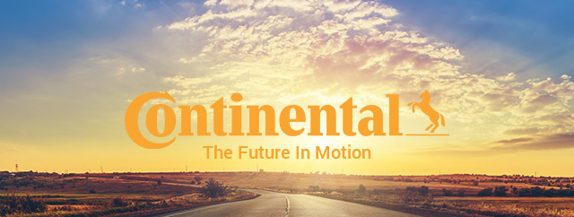 CONTINENTAL THE FUTUR IN MOTION